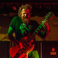 "Mastodon performs in support of ""Once More 'Round The Sun"" in Portland, OR on April 29, 2014"