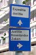 Foto: Gerrit de Heus. Den Haag. 17/08/06. Ministerie van Binnenlandse Zaken.