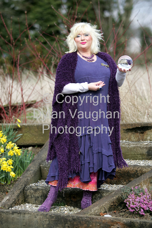 16/3/2006.Yvonne Connolly pictured at her home near Tullow in County Carlow..Picture Dylan Vaughan.
