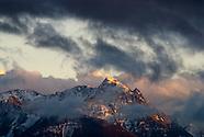 Absaroka Mountains-Montana