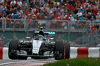 ROSBERG nico (ger) mercedes gp mgp w06 action during the 2015 Formula One World Championship, Grand Prix of Canada from June 05th to 7th 2015,  in Montreal. Photo DPPI.