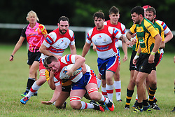 WELLINGBOROUGH SHAUN MACKIE Wellingborough Rugby RFC v Bugbrooke RFC, Midlands 1 East League, Cut Throat Lane Gound, Gt Doddington, Saturday 3rd September 2016