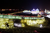 China-Harbin Ice Festival