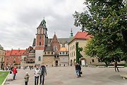 Historic centre Cracow, Poland