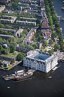 AMSTERDAM -  Scheepvaartmuseum, Maritiem, museum,    COPYRIGHT  KOEN SUYK