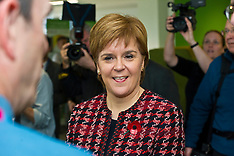 First Minister Opens Innovation Centre, Roslin, 5 November 2018