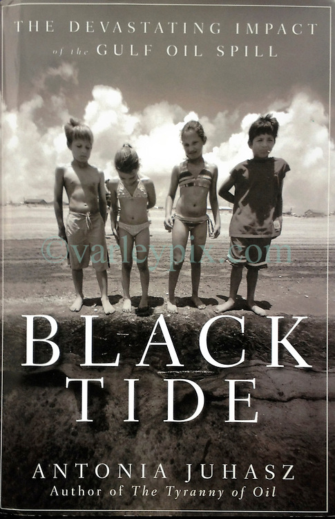 2011. Gulf Coast, Grand Isle, Louisiana. <br /> My image gracing the front cover of the book 'Black Tide' by Antonia Juhasz. Published in 2011 by John Wiley and Sons.<br /> Cover Photo; Charlie Varley/varleypix.com