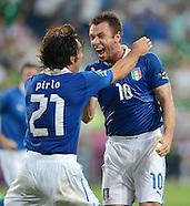 Fussball EURO 2012: Italien - Irland