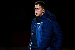 Bristol Rovers Lead Youth Development Phase Coach Dafydd Williams - Mandatory by-line: Robbie Stephenson/JMP - 29/10/2019 - FOOTBALL - County Ground - Swindon, England - Swindon Town v Bristol Rovers - FA Youth Cup Round One