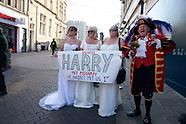 051918 Royal Wedding of Prince Harry and Meghan Markle - Windsor