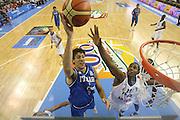 ATENE 21 AGOSTO 2007<br /> BASKET<br /> TORNEO AKROPOLIS<br /> ITALIA-GRECIA<br /> NELLA FOTO: GIGLI<br /> FOTO CIAMILLO-CASTORIA