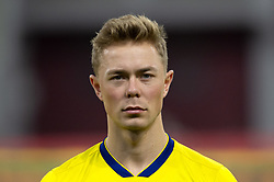 January 11, 2019 - Doha, QATAR - 190111 Sweden's Joel Andersson during the international friendly football match between Sweden and Iceland on January 11, 2019 in Doha..Photo: Niklas Larsson / BILDBYRÃ…N / kod NL / 44174 (Credit Image: © Niklas Larsson/Bildbyran via ZUMA Press)