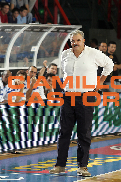DESCRIZIONE : Napoli Lega A1 2007-2008 Eldo Napoli Pierrel Capo d'Orlando<br /> GIOCATORE : Romeo Sacchetti<br /> SQUADRA : Eldo Napoli<br /> EVENTO : Campionato Lega A1 2007-2008 <br /> GARA : Eldo Napoli Pierrel Capo d'Orlando<br /> DATA : 07/10/2007<br /> CATEGORIA : <br /> SPORT : Pallacanestro <br /> AUTORE : Agenzia Ciamillo-Castoria/A.De Lise