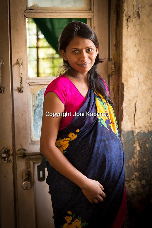 Pregnant women. Government Hospital in Aurangabad, Maharashtra, India