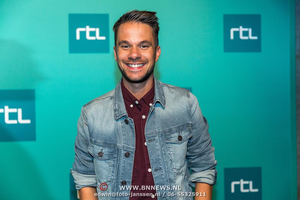 NLD/Halfweg20190829 - Seizoenspresentatie RTL 2019 / 2020, Aran Bade