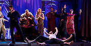 King Lear<br /> Guildford Shakespeare Company Presents <br /> at Holy Trinity Church, Guildford, Surrey, Great Britain <br /> Press photocall <br /> 17th January 2015 <br /> directed by Caroline Devlin <br /> designed by Neil Irish <br /> Lighting by Declan Randal<br /> Sound by Matt Eaton <br /> <br /> Brian Blessed as King Lear <br /> <br /> Rosalind Blessed as General <br /> <br /> Sarah Gobran as Regan <br /> <br /> Emily Tucker as Cordelia<br /> <br /> Simon Hepworth as Duke of Albany <br /> <br /> Richard Neale as Duke of Cornwall <br /> <br /> Timothy Allsop as King of France <br /> <br /> Matt Pinches as Duke of Burgundy <br /> <br /> Noel White as Earl of Kent <br /> <br /> James Sobol Kelly as Earl of Gloucester <br /> <br /> Matt Pinches as Edgar <br /> <br /> Ben Ashton as Edmund <br /> <br /> Emily Tucker as The Fool <br /> <br /> Timothy Allsop as Oswald<br /> <br /> <br /> <br /> Photograph by Elliott Franks <br /> Image licensed to Elliott Franks Photography Services