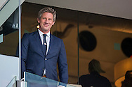 EINDHOVEN, PSV - PEC Zwolle 3-1, voetbal Eredivisie seizoen 2014-2015, 10-04-2015, Philips Stadion, Marcel Brands, technisch directeur van PSV.