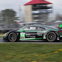 The IMSA WeatherTech SportsCar Championship race for the Acura Sports Car Challenge at Mid Ohio Sports Car Course in Lexington, Ohio.