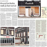 Stoke-on-Trent feature for NRC Handelsblad Newspaper, Netherland