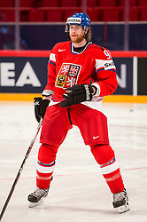 03.05.2013, Globe Arena, Stockholm, SWE, IIHF, Eishockey WM, Tschechische Republik vs Weissrussland, im Bild (CZE) 93 Jakub Voracek // during the IIHF Icehockey World Championship Game between Czech Republic and Belarus at the Ericsson Globe, Stockholm, Sweden on 2013/05/03. EXPA Pictures © 2013, PhotoCredit: EXPA/ PicAgency Skycam/ Johan Andersson..***** ATTENTION - OUT OF SWE *****