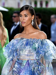 Cindy Bruna attending the 26th amfAR Gala held at Hotel du Cap-Eden-Roc during the 72nd Cannes Film Festival. Picture credit should read: Doug Peters/EMPICS