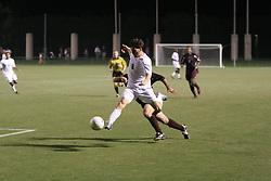 Virginia Cavaliers MF/F Nico Colaluca (8) in action against Boston College. The Virginia Cavaliers Men's Soccer Team defeated The Boston College Eagles, 3-2 in overtime on September 15, 2006 at Klöckner Stadium in Charlottesville, VA