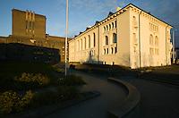 Þjóðmenningarhúsið í Reykjavík, Exterior / The Cultural House in Reykjavik, Exterior.