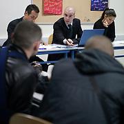 Conseil de classe - Lycée électrique 2011