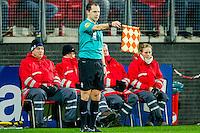 ALKMAAR - 06-02-2016, AZ - Vitesse, AFAS Stadion, 1-0, grensrechter