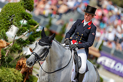 King Kitty, GBR, Vendredi Biats<br /> European Championship Eventing<br /> Luhmuhlen 2019<br /> © Hippo Foto - Stefan Lafrentz