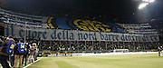 "Inter Fans..Milano 15/2/2009 Stadio ""Giuseppe Meazza"".Campionato Italiano Serie A.Inter Milan."
