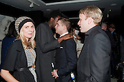 DONNA AIR; TY WOOD; JAMIE WOOD; , Russell Young: American Envy - private view<br /> Scream Gallery Bruton Street, London, 7 April 2011. <br /> <br /> -DO NOT ARCHIVE-© Copyright Photograph by Dafydd Jones. 248 Clapham Rd. London SW9 0PZ. Tel 0207 820 0771. www.dafjones.com. *** Local Caption ***<br /> DONNA AIR; TY WOOD; JAMIE WOOD; , Russell Young: American Envy - private view<br /> Scream Gallery Bruton Street, London, 7 April 2011. <br /> <br /> -DO NOT ARCHIVE-© Copyright Photograph by Dafydd Jones. 248 Clapham Rd. London SW9 0PZ. Tel 0207 820 0771. www.dafjones.com.