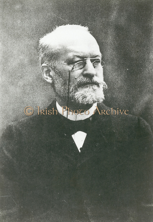 'Charles Louis Alphonse Laveran (1845-1922) French physician. In 1880 he discovered the protozoan parasite causing Malaria. Also worked on trypanosomes. Nobel Prize for Physiology and Medicine, 1907.'