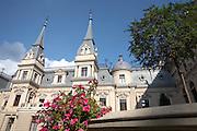 Eastern Europe Western Mazovia Lodz Izrael Poznanski Palace Historical Museum of Lodz