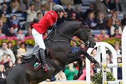 Dreher Hans Dieter, (GER), Embassy II<br /> Rolex Grand Prix, The Grand Prix of Aachen<br /> Weltfest des Pferdesports Aachen 2015<br /> © Hippo Foto - Dirk Caremans<br /> 31/05/15
