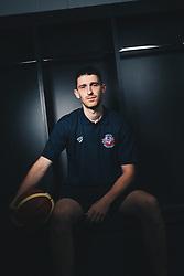 Bristol Flyers sign Josh Rogers - Rogan/JMP - 28/08/2019 - BASKETBALL - Ashton Gate Stadium - Bristol, England.