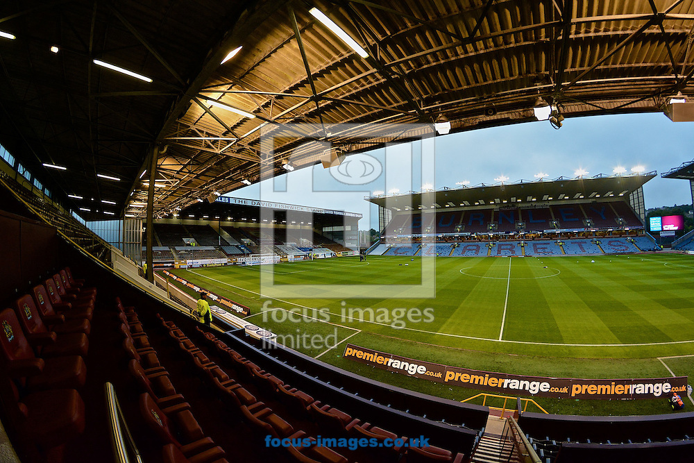 Picture by Ian Wadkins/Focus Images Ltd +44 7877 568959<br /> 17/09/2013<br /> General view of Turf Moor stadium ahead of the Sky Bet Championship match at Turf Moor, Burnley.