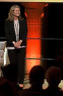 AMSTERDAM - Koning Willem-Alexander is donderdag 2 oktober in de Beurs van Berlage in Amsterdam aanwezig bij de uitreiking van zes internationale prijzen op het gebied van wetenschap en kunst en vijf prijzen voor jonge Nederlandse wetenschappers. De ceremonie vindt plaats tijdens een bijzondere zitting van de Koninklijke Nederlandse Akademie van Wetenschappen. Het is vijftig jaar geleden dat de oudste Heinekenprijs voor het eerst werd uitgereikt. Charlene Lucille de Carvalho-Heineken, grootaandeelhouder en lid van de Raad van Beheer van Heineken Holding, COPYRIGHT ROBIN UTRECHT