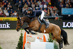Guerdat Steve, SUI, Hannah<br /> Stuttgart German Masters 2017<br /> © Hippo Foto - Dirk Caremans<br /> 19/11/17