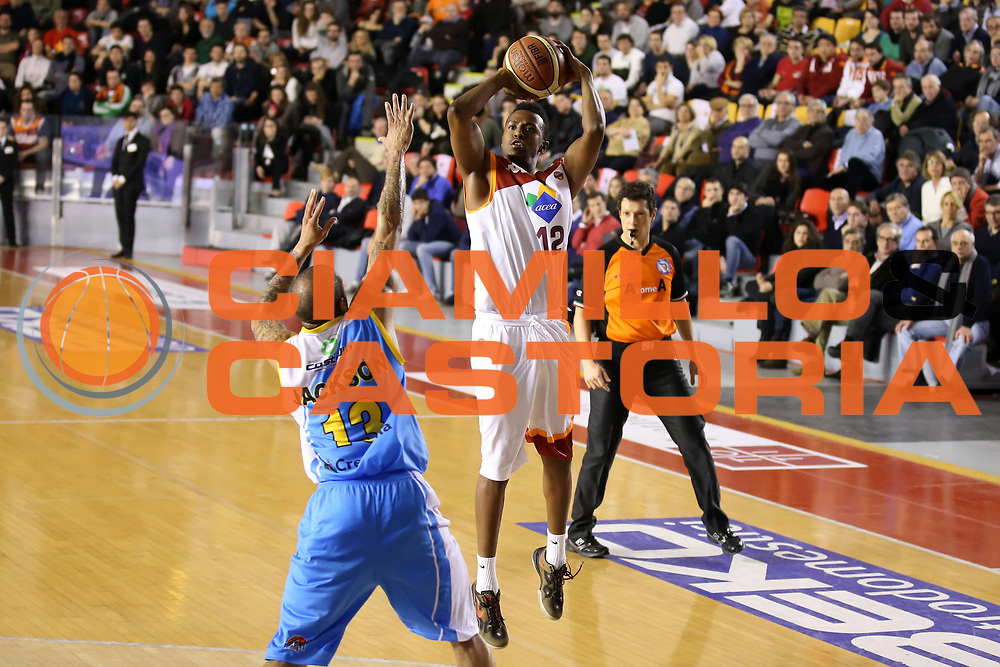 DESCRIZIONE : Roma Lega A 2012-13 Acea Roma Vanoli Cremona<br /> GIOCATORE : Faisal Aden<br /> CATEGORIA : tiro<br /> SQUADRA : Acea Roma <br /> EVENTO : Campionato Lega A 2012-2013 <br /> GARA : Acea Roma Vanoli Cremona<br /> DATA : 03/03/2013<br /> SPORT : Pallacanestro <br /> AUTORE : Agenzia Ciamillo-Castoria/ElioCastoria<br /> Galleria : Lega Basket A 2012-2013  <br /> Fotonotizia : Roma Lega A 2012-13 Acea Roma Vanoli Cremona<br /> Predefinita :