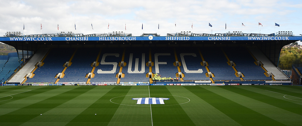 A General view before the Sky Bet Championship match at Hillsborough, Sheffield<br /> Picture by Richard Land/Focus Images Ltd +44 7713 507003<br /> 17/10/2015