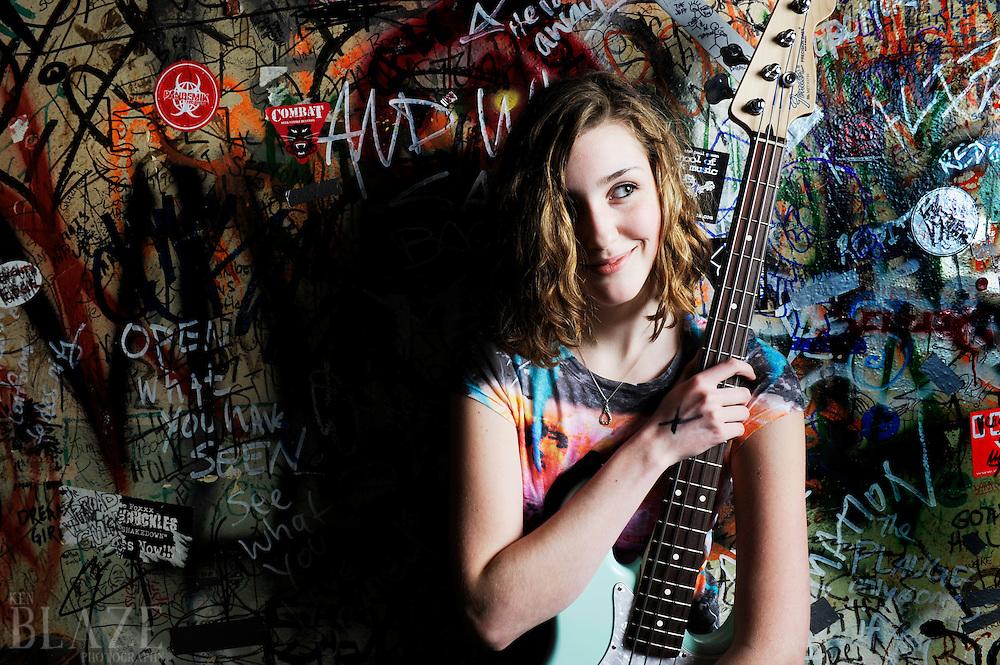 West Side School of Rock - Guitar Gods.May 1, 2009.Photo by Ken Blaze