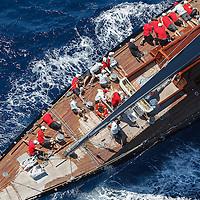 Superyachts Palma<br /> J Class<br /> Rainbow J-H2