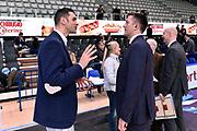 DESCRIZIONE : Trento Beko All Star Game 2016<br /> GIOCATORE : Matteo Soragna Alessandro Mamoli<br /> CATEGORIA : Before Pregame<br /> EVENTO : Beko All Star Game 2016<br /> GARA : Beko All Star Game 2016<br /> DATA : 10/01/2016<br /> SPORT : Pallacanestro <br /> AUTORE : Agenzia Ciamillo-Castoria/Max.Ceretti