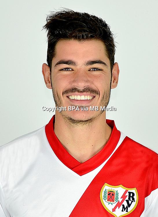 Spain - Liga BBVA 2015-2016 / <br /> ( Rayo Vallecano de Madrid ) - <br /> Jozabed Sanchez Ruiz