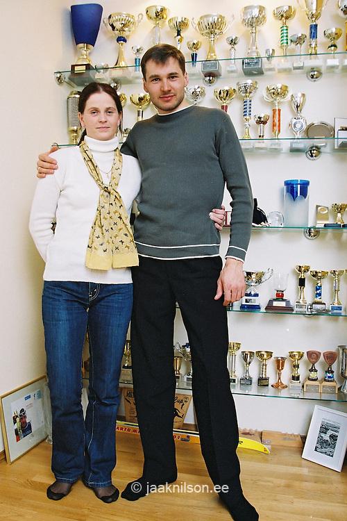 Andrus & Angela Veerpalu
