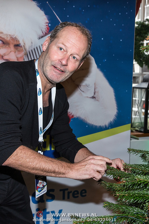 NLD/Amsterdam/20181206 - Sky Radio's Christmas Tree For Charity, Danny Blind