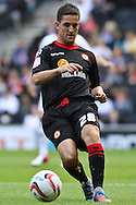 Picture by David Horn/Focus Images Ltd +44 7545 970036.29/09/2012.Andy Bond of Crewe Alexandra during the npower League 1 match at stadium:mk, Milton Keynes.