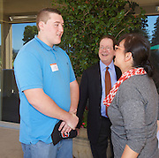 This is an event for incoming first-year and transfer students and their<br />families to meet one another and to learn about Lewis & Clark. It also gives new<br />students the opportunity to get to know fellow classmates before the fall<br />semester begins. Our hosts at the Country Club are Gary and Jill Wang,<br />members of L&C's Parents Council and parents of Robert Wang '19. L&C<br />President Barry Glassner will give welcoming remarks.