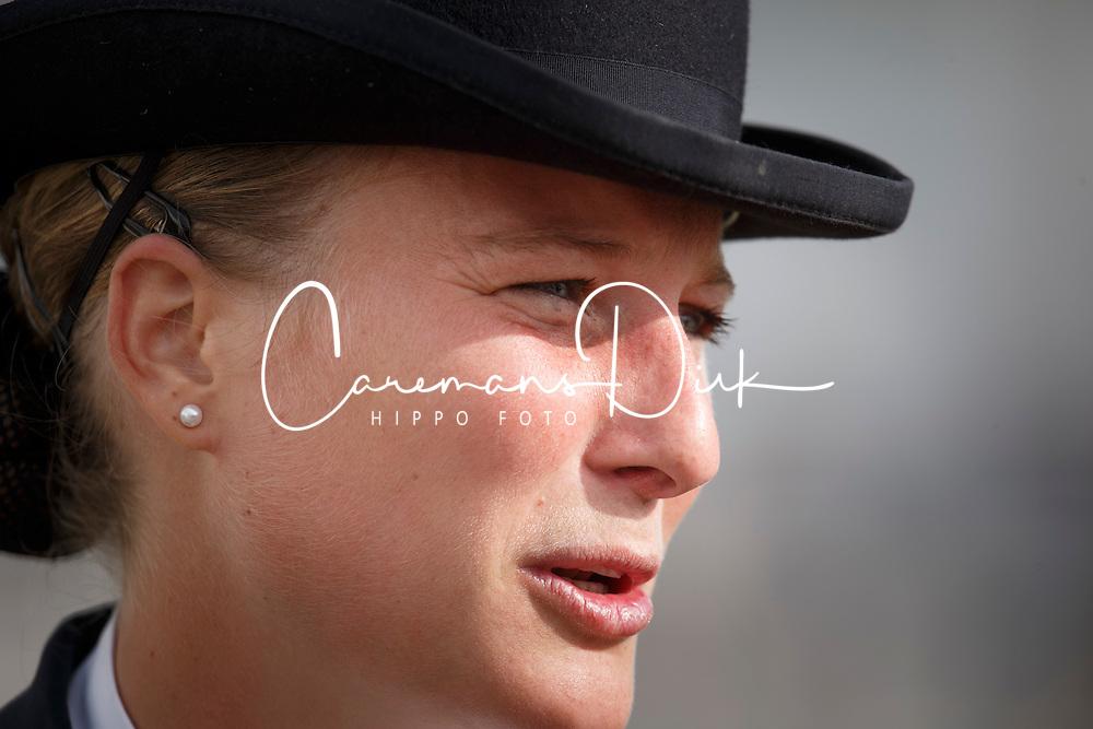 De Liedekerke Lara (BEL)  <br /> HSBC FEI European Championships Eventing - Malm&ouml; 2013<br /> &copy; Dirk Caremans